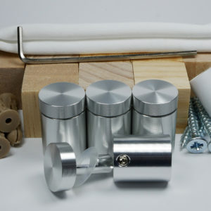 Premium spacer pack without drilling