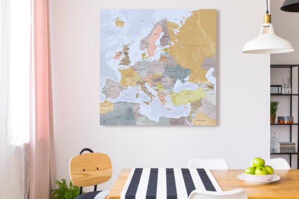 Europe-Continent-Map_Original-Map