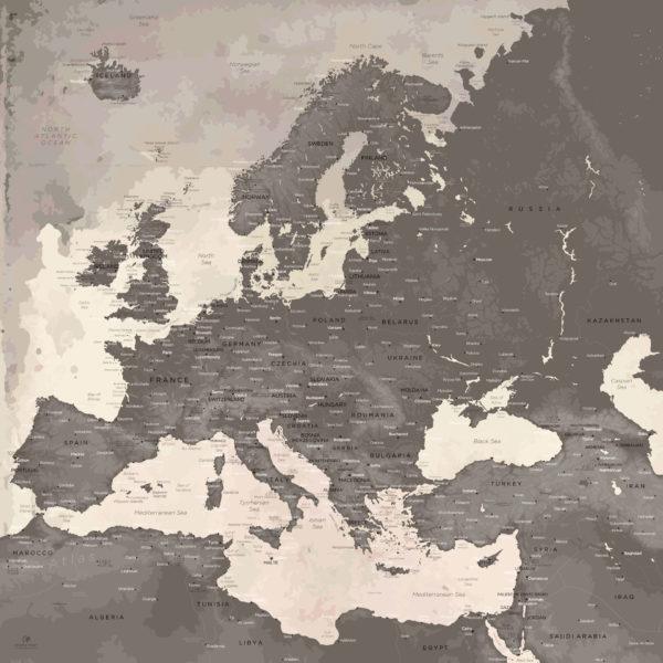 Europe-Map-Large-format