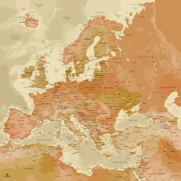 Europe-Map-XXL