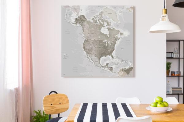 North-America-Map-Poster_Original-Map