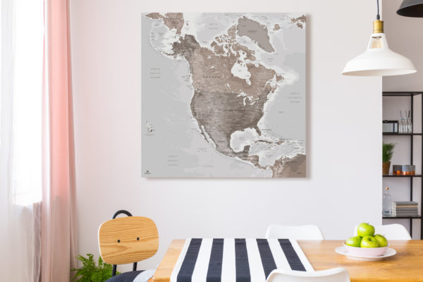 North-America-Map-Wall_Original-Map