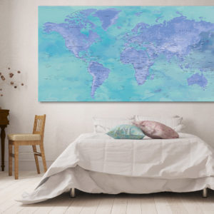 Original Planisphere – Bora-Bora