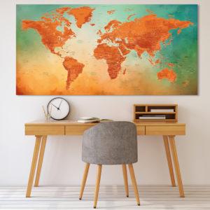 Planisphere Board – Vesuvius