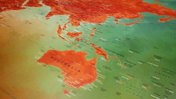 Planisphere-Board