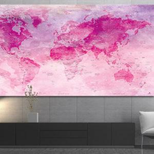 World Map Board – Hillier