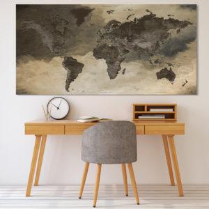 World Planisphere – Gobekli-Tepe